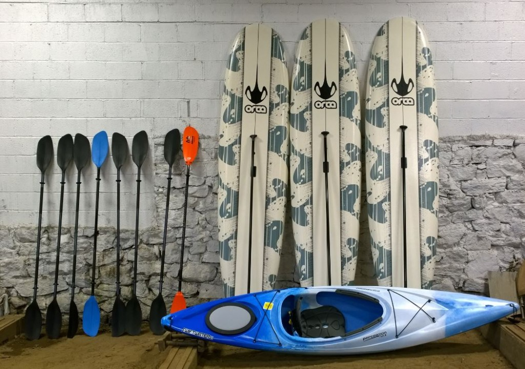 Kayak SUP Fleet